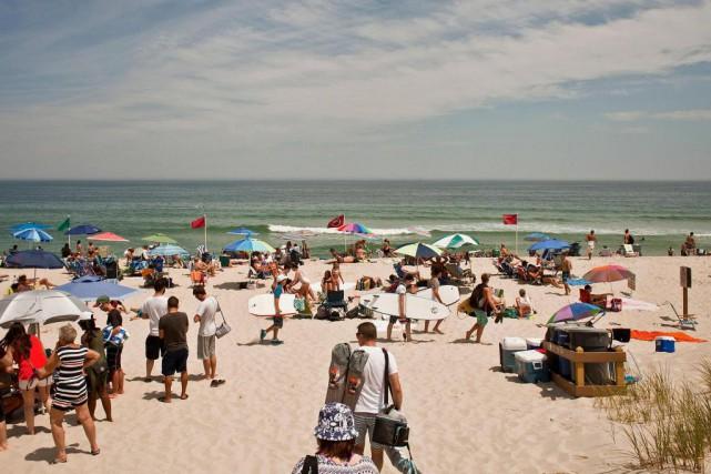 L'industrie touristique américaine remarque un regain de vacanciers... (PHOTO BRYAN ANSELM, ARCHIVES THE NEW YORK TIMES)