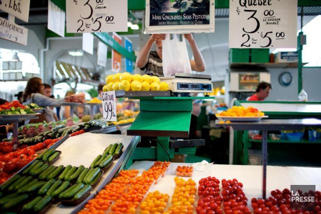 «Le marché Jean-Talon a beau être géré par... (PHOTO SARAH MONGEAU-BIRKETT, ARCHIVES LA PRESSE)