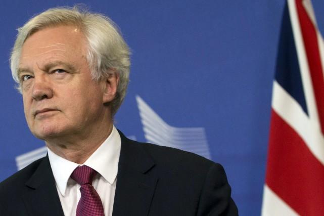 Cela «nous permettra de quitter l'Union européenne avec... (AP)