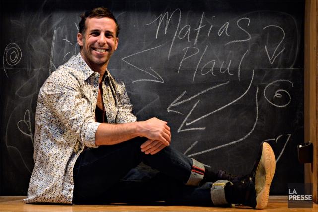 Matias Plaul, 41 ans, a notamment participé au... (Photo Bernard Brault, Archives La Presse)