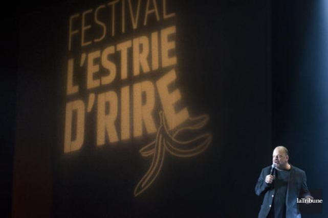 Les organisateurs du Festival l'Estrie d'Rire ont choisi... (Archives La Tribune)