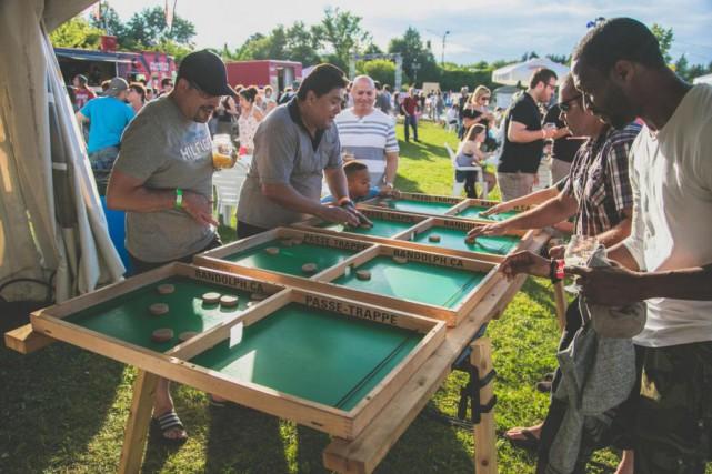 La troisième édition du Festival des bières de... (Photo fournie par le Festival des bières de Laval)