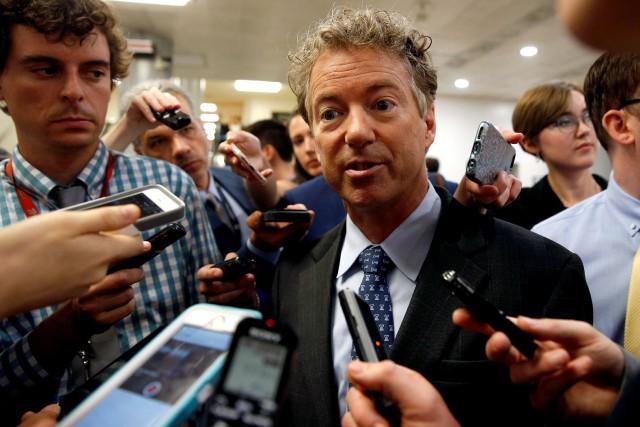 «Le nouveau plan n'abroge pas Obamacare», a dénoncé... (PHOTO REUTERS)