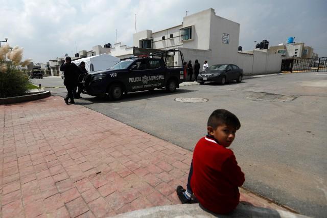 Un enfant a raconté aux autorités que des... (PHOTO REUTERS)
