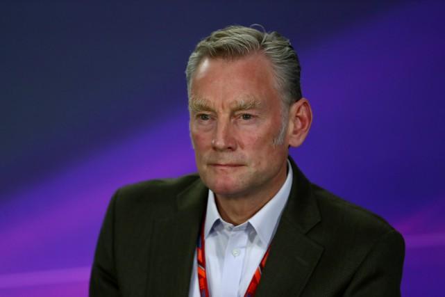 Sean Bratches, directeur général aux opérations commerciales de... (Photo : Getty via AFP)