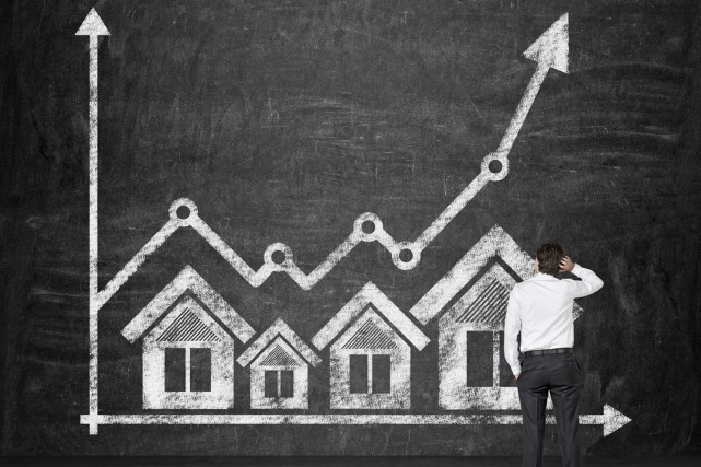«Grande maison remplie de potentiel cherche acheteurs motivés et audacieux... (123RF)
