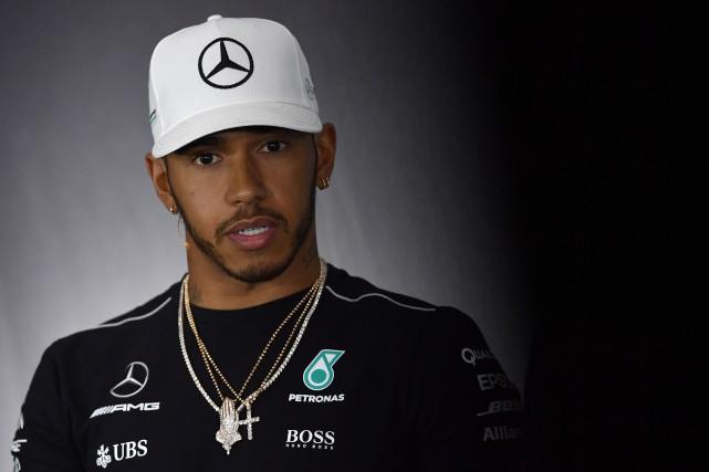 Lewis Hamilton est le seul pilote qui n'a... (photo : AFP)