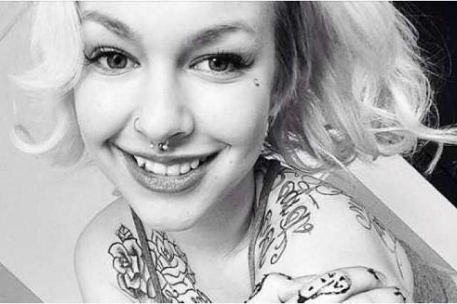 Alexandra Vallée, 17 ans, aurait fugué de son... (Fournie par le SPVQ)