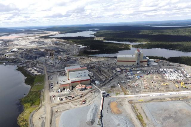 Minerai de fer Québec avait acquis à prix... (Photothèque Le Soleil)