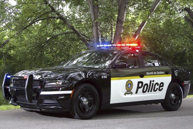 Les nouveaux véhicules qui prendront la route dès... (fournie par la Sûreté du Québec)