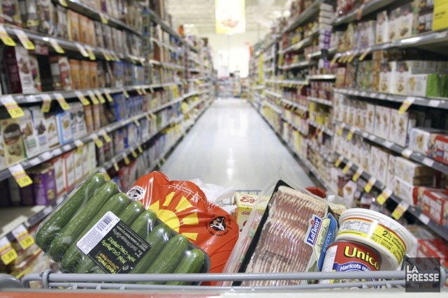 Le géant allemand de la distribution alimentaire Lidl s'installe aux... (archives La Presse)