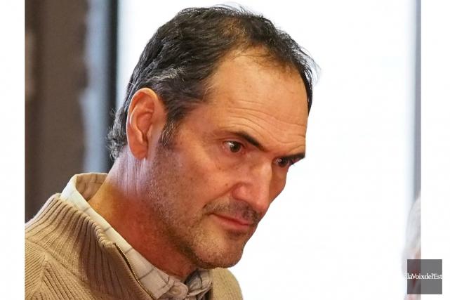 Bertrand Naud devra débourser à François Giasson la... (archives La Voix de l'Est)