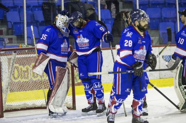 Tout porte à croire que l'équipe de Trois-Rivières,... (Olivier Croteau)