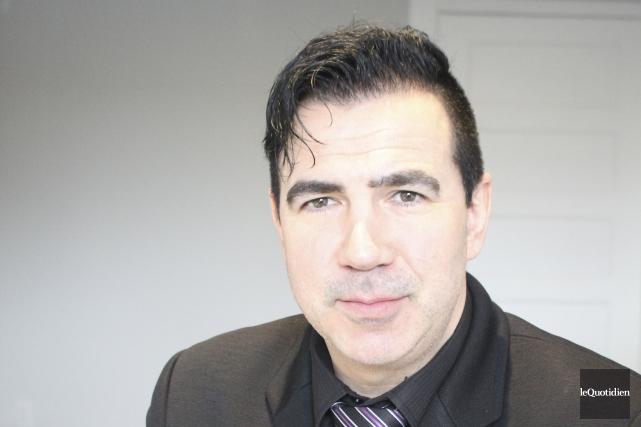 Le maire de Desbiens, Nicolas Martel, assure que... (Archives Le Quotidien)