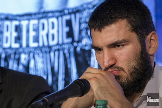 Arthur Beterbiev a annoncé qu'il ne voulait plus... (Ivanoh Demers, La Presse)