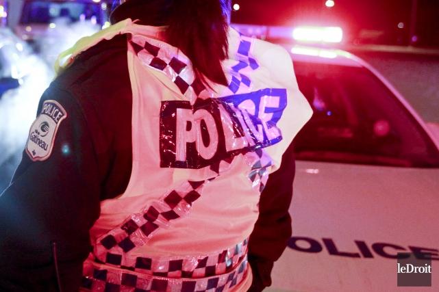 L'agression est survenue aux alentours de 22h50.... (Archives, Le Droit)