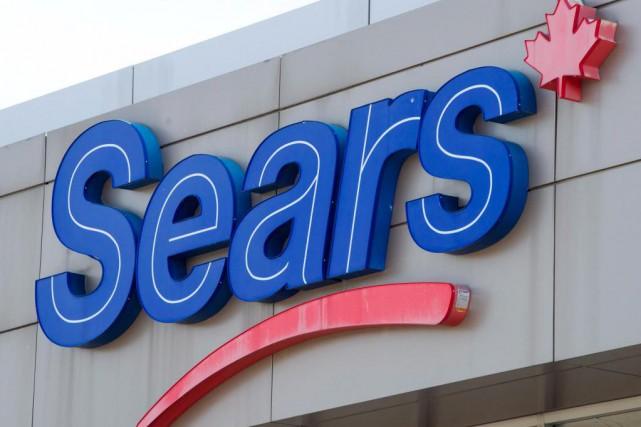 Sears Canada a annoncé en juin qu'elle avait... (photoRyan Remiorz, archives la presse canadienne)