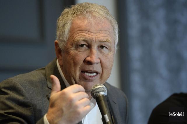 Le promoteur montréalais rejette notamment les allégations selon... (Photo Yan Doublet, ARCHIVES Le Soleil)