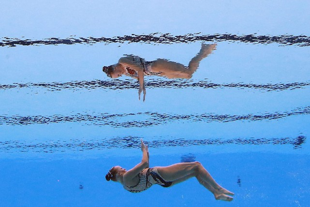 Jacqueline Simoneau... (PHOTO Michael Dalder, REUTERS)
