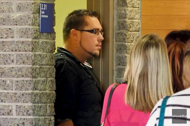 Jean Boissonneault a été trouvé coupable d'agression sexuelle... (La Voix de l'Est)