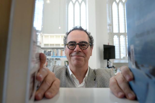 Bernard Gilbert est l e directeur de la... (Le Soleil, Erick Labbé)