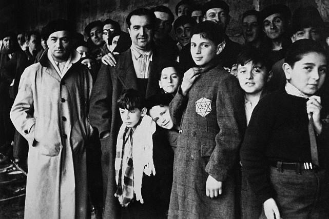 Les 16 et 17 juillet 1942, 13 152... (Photo archives agence france-presse)