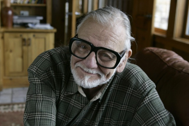 George Romero... (ARCHIVES AP)