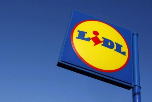 Le géant allemand de la distribution alimentaire Lidl...