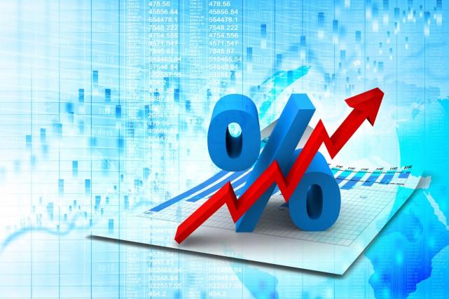 La Banque du Canada a augmenté son taux... (123rf)