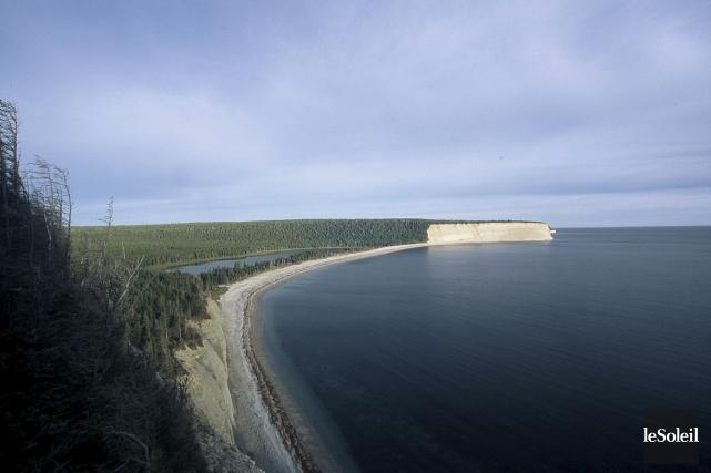 Les 216 résidents de l'Île-d'Anticosti veulent avoir accès... (Photothèque Le Soleil)