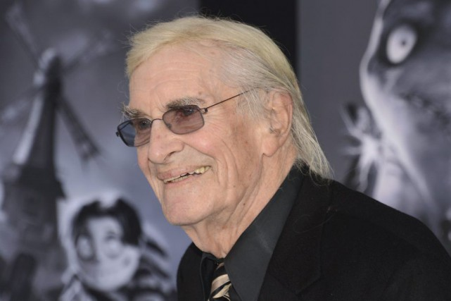 Fait cocasse, Martin Landau (photo) a refusé de... (Archives AFP)
