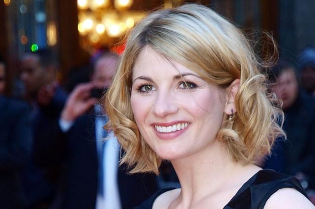 Jodie Whittaker sera la 13e régénération du Docteur... (PHOTO AFP)