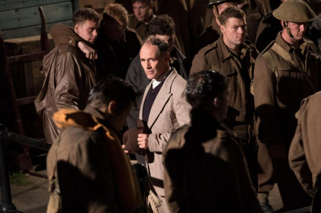 Dans Dunkirk, Mark Rylance incarne le capitaine d'un yacht... (Photo fournie par Warner Bros.)