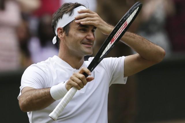 Roger Federer... (Photo Tim Ireland, Associated Press)