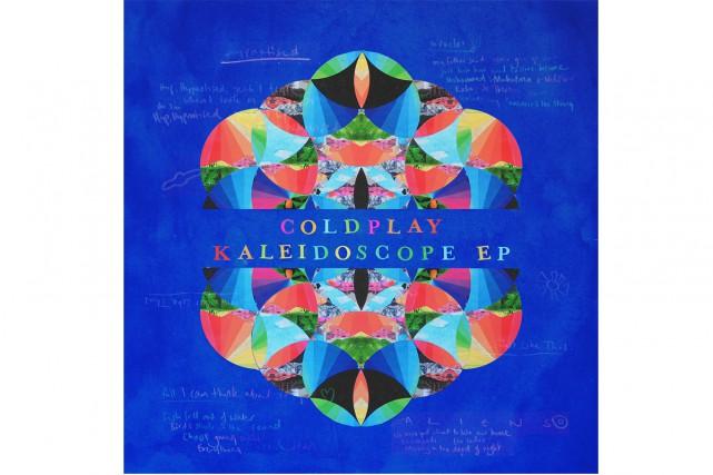 Kaleidoscope, de Coldplay... (IMAGE FOURNIE PAR WARNER)