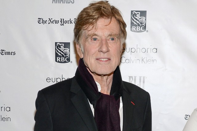Robert Redford... (PHOTO ARCHIVES AP)