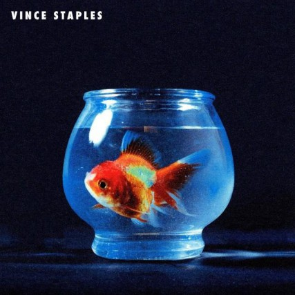 Big Fish Theory, de Vince Staples... (PHOTO FOURNIE PAR ARTium/Blaksmith/Def Jam)