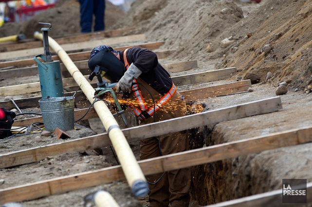 La compagnie forestière Tembec compte quelque 3000employés répartis... (Archives La Presse, Ivanoh Demers)