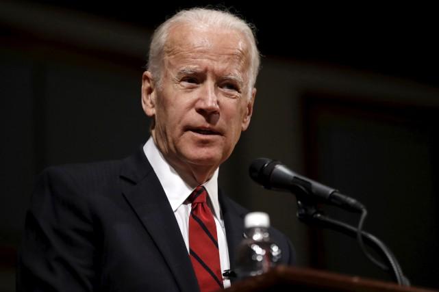 L'ancien vice-président Joe Biden lancera son deuxième livre... (Archives AP, Patrick Semansky)
