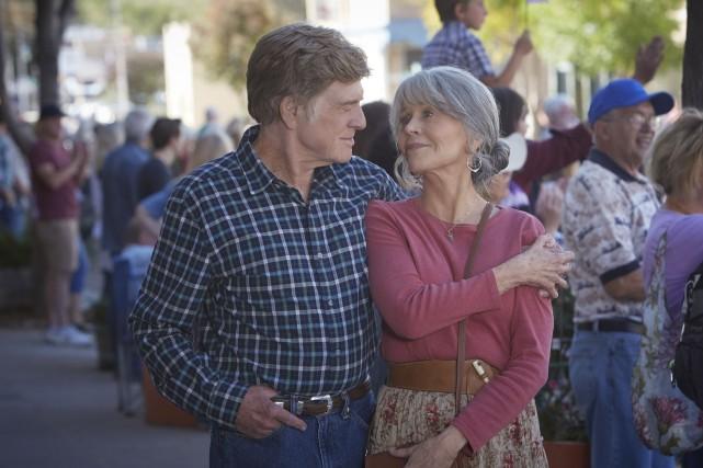 Robert Redford et Jane Fonda dans Our Souls... (fournie par Netflix)