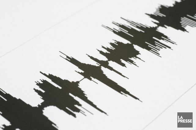 Un séisme de magnitude 7,7 a été enregistré au large de la côte est de la... (Photo d'archives)