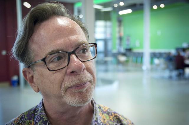 Denis Morin, ex-directeur général du Centre d'entrepreneuriat Alphonse-Desjardins... (Sylvain Mayer)