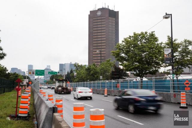 En avril dernier, la Ville de Montréal estimait... (PHOTO HUGO-SÉBASTIEN AUBERT, LA PRESSE)