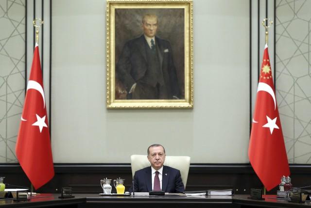 La Turquie est un proche allié du Qatar... (AP)