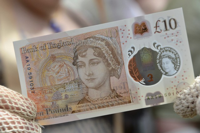 L'univers de Jane Austen décrit la vie de... (PHOTO AP)