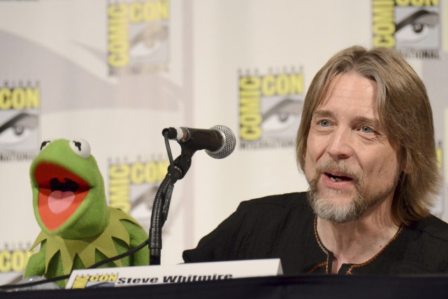 Steve Whitmire donnait vie à Kermit depuis 27... (Archives, Associated Press)