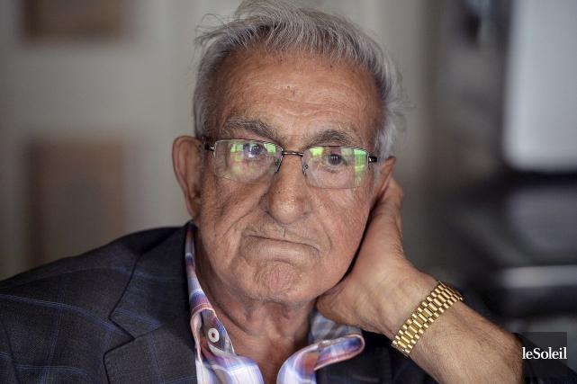 L'homme d'affaires Philippe Beshro s'est fait voler pour... (Le Soleil, Patrice Laroche)