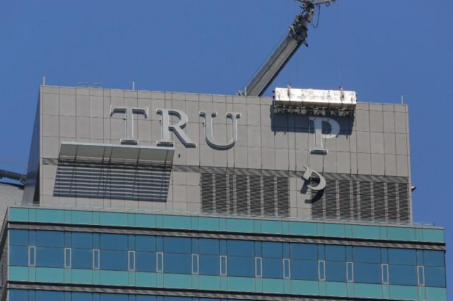 Le propriétaire de l'édifice, JCF Capital, a annoncé... (PHOTO Chris Helgren, REUTERS)