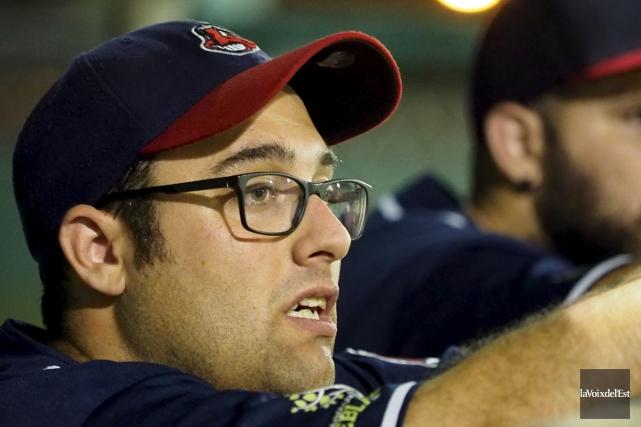 Les Indians du gérant Jean-Philippe Primeau ont remporté... (Alain Dion, archives La Voix de l'Est)