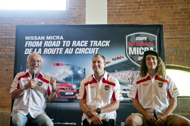 Michel Barrette connaît le Grand Prix de Trois-Rivières... (La Presse)